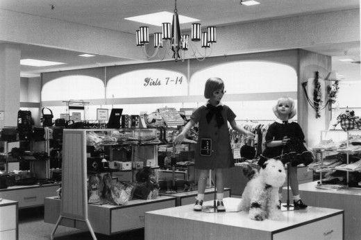Miller And Paine Department Store Nebraska 1964