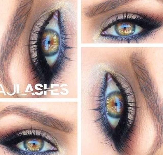 Pin By Ashley Lopez On Make Up Makeup Obsession Eye Makeup