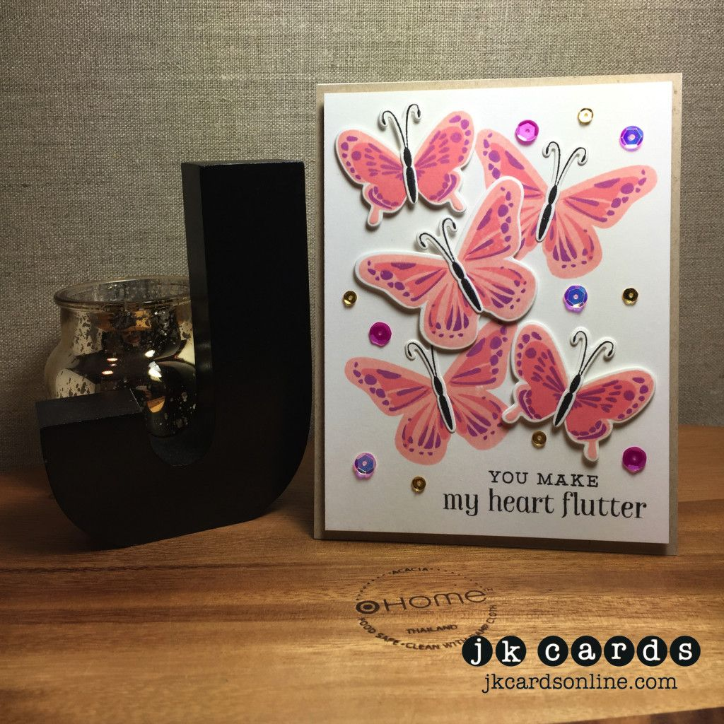 layered butterfly flutter  butterfly cards cards