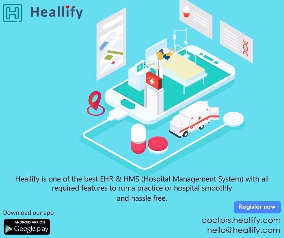 With a fully functioning EHR you are free to provide care for your