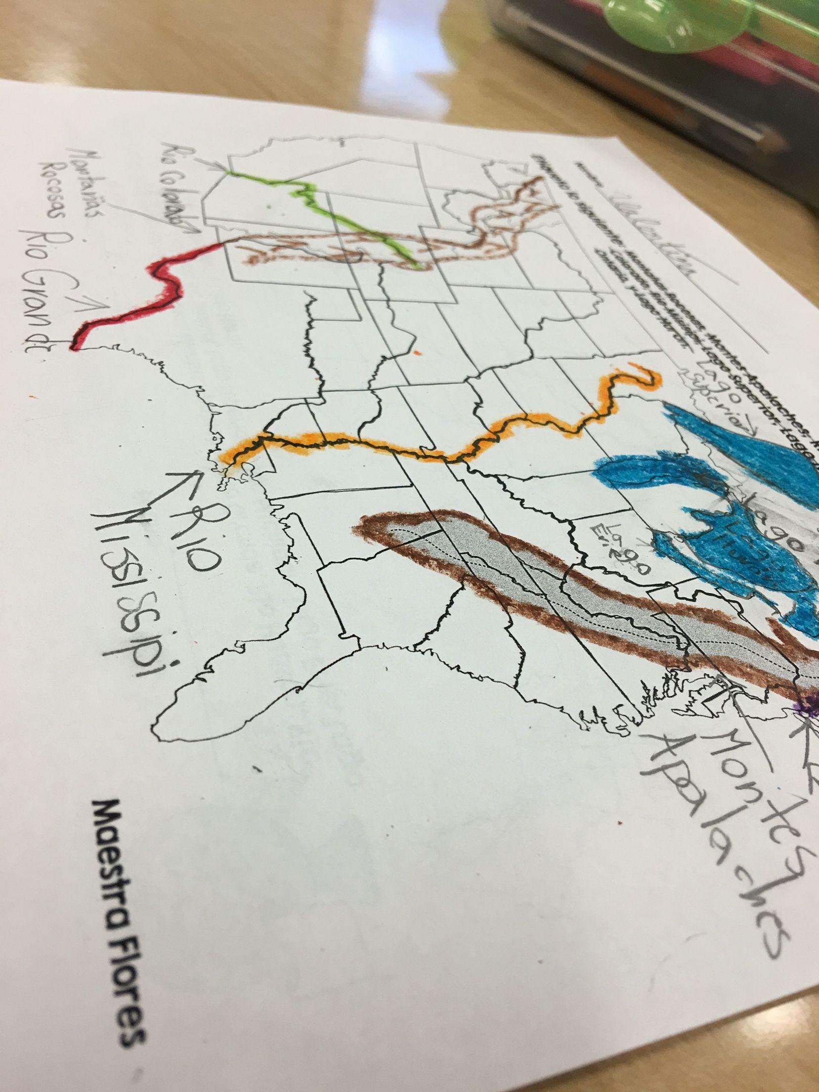 Mapas De Usa