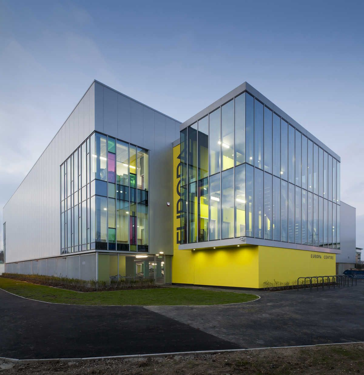 Architectural Insulated Panels : Health leisure kingspan insulated panels