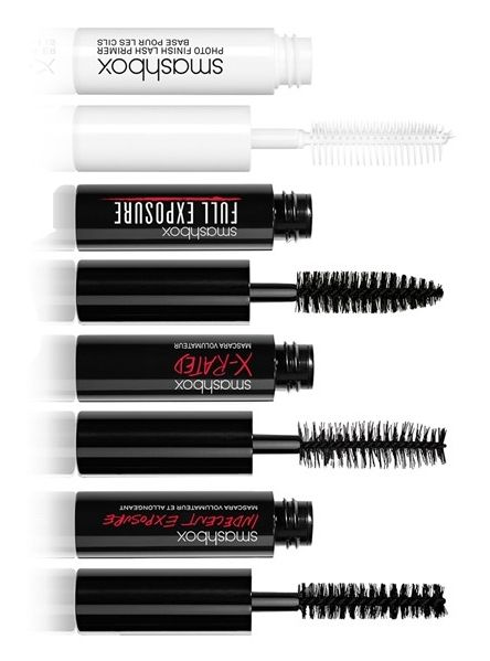 14b82fcad9f Find a new favorite among this 'Try It' kit from Smashbox. It features  three mascaras and a primer for total lash perfection!