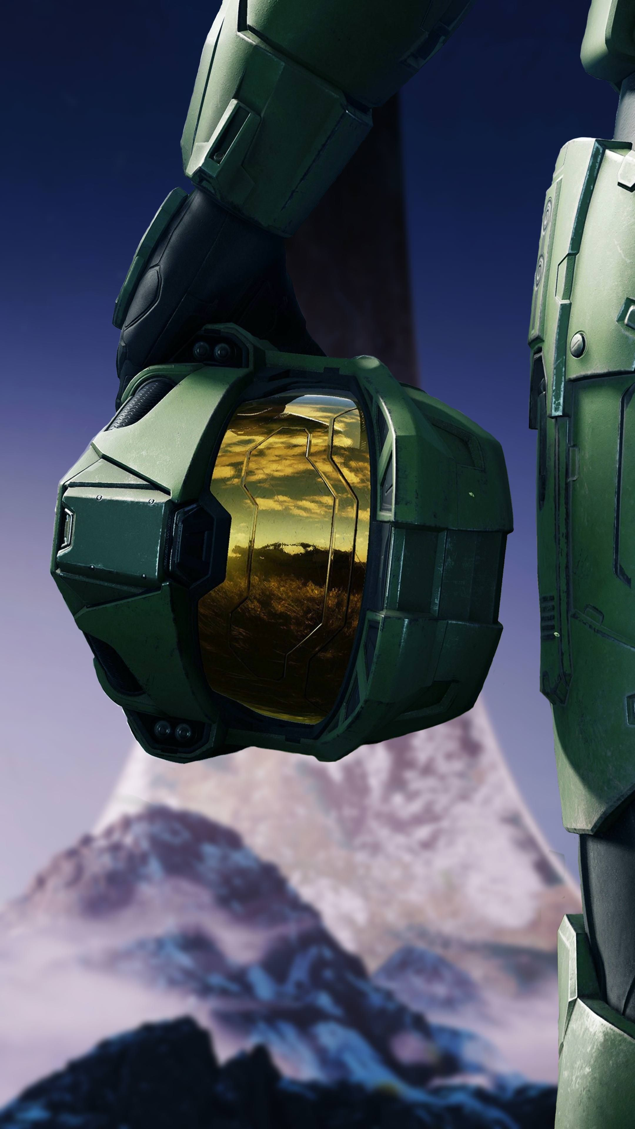 Halo Infinite Wallpaper I Made Download At Http Www Myfavwallpaper Com 2018 07 Halo Infinite Wallpaper I Made Html Iphone Halo Master Chief Halo Halo Game