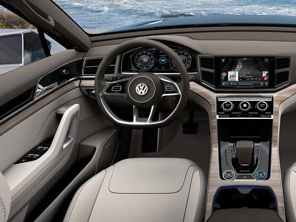 Fresh Off The 2016 Upgrade Volkswagen Has Updated Another Model For Upcoming Year 2017 Tiguan This Top Luxury Suv Comes At A Great