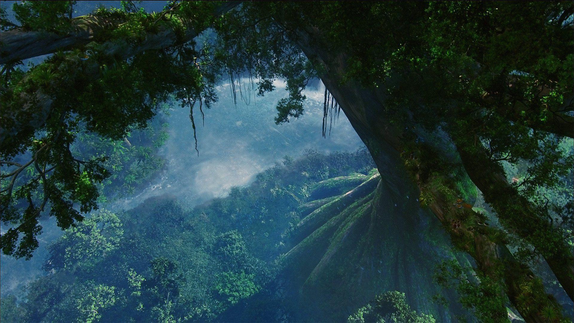 California Avatar Movie Landscape Wallpaper Background Images