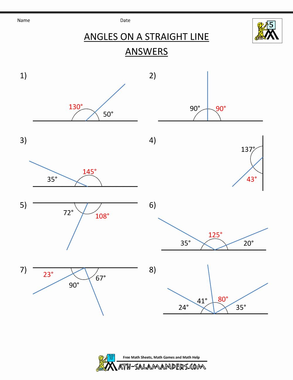 Lines And Angles Worksheet Awesome Geometry Worksheets