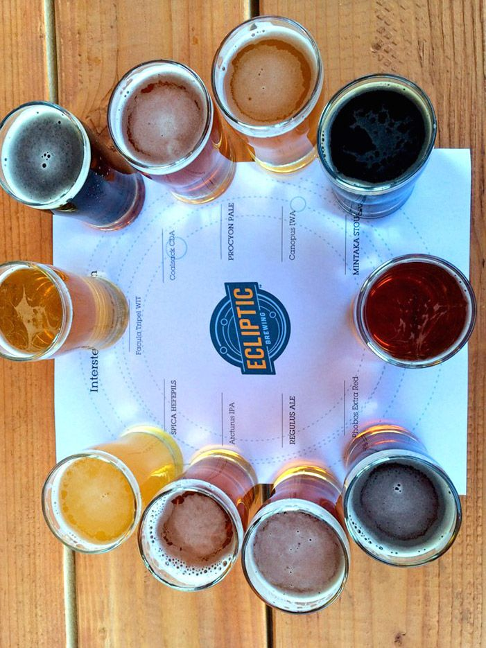 Ecliptic Brewing in Portland OR Where to