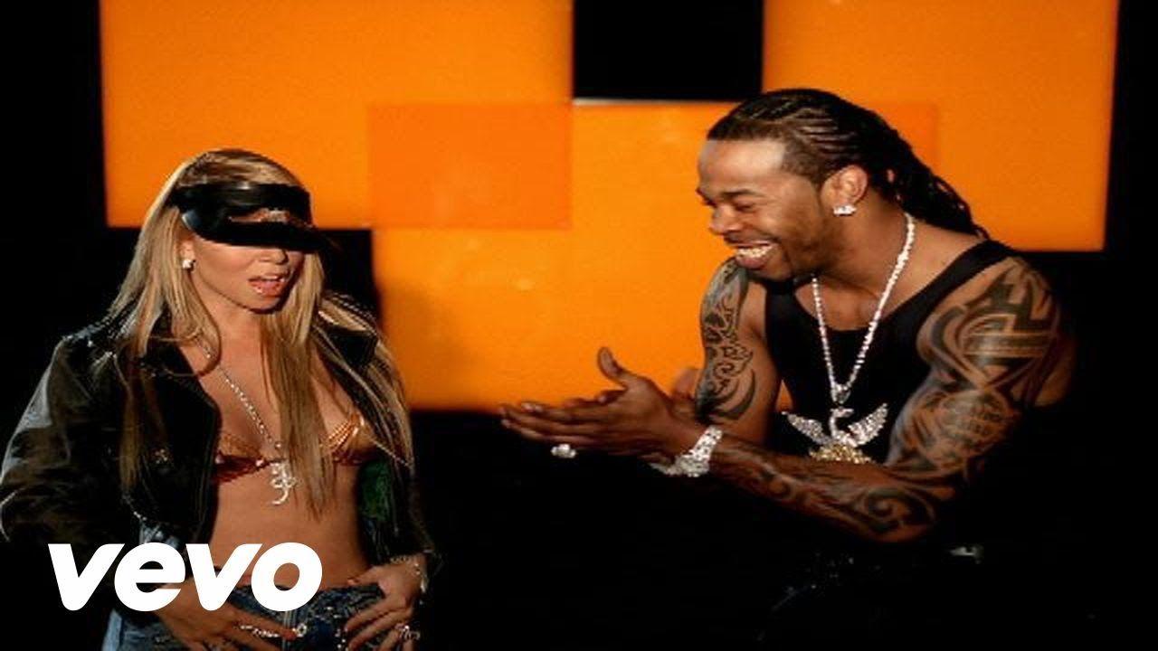 Busta Rhymes Mariah Smith