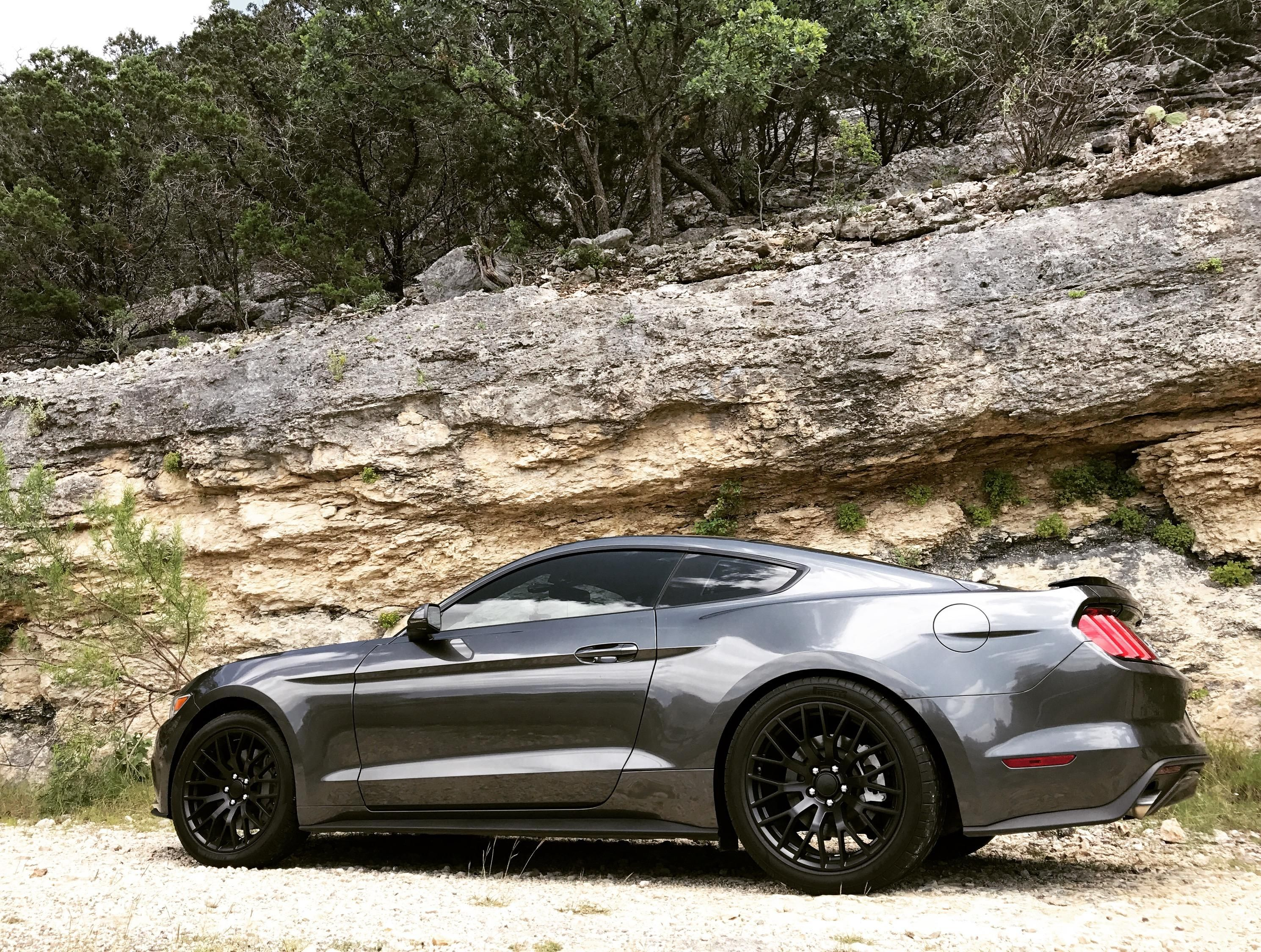Fits 2017 Ecostang Gt Style 19x10 19x8 5 By Michael I Installed