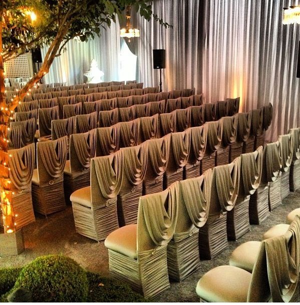 Cheap Chair Covers Rentals To Enhance Wedding Decoration Wedding