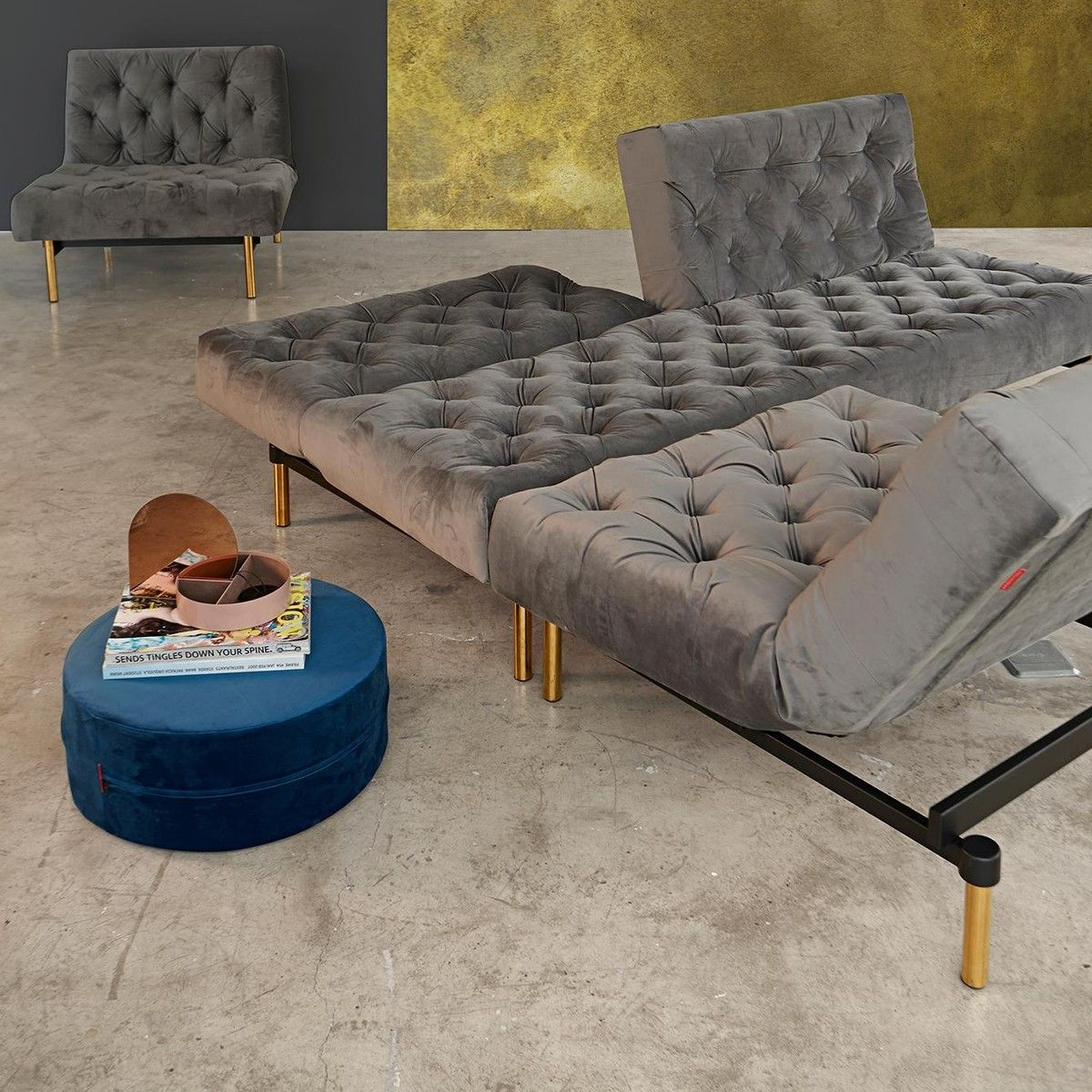 Innovation Oldschool Baton Sofa Bed Sofa Bed Furniture Sofa