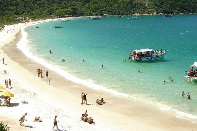 Arraial Do Cabo In Brazil Brazil Beaches Beaches In The World