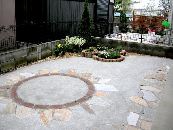 くまさんの花壇と太陽のテラス 市川市 花壇 庭 づくり 庭 on best japanese garden for your home exterior ideas might possibly be the easy answer id=53867