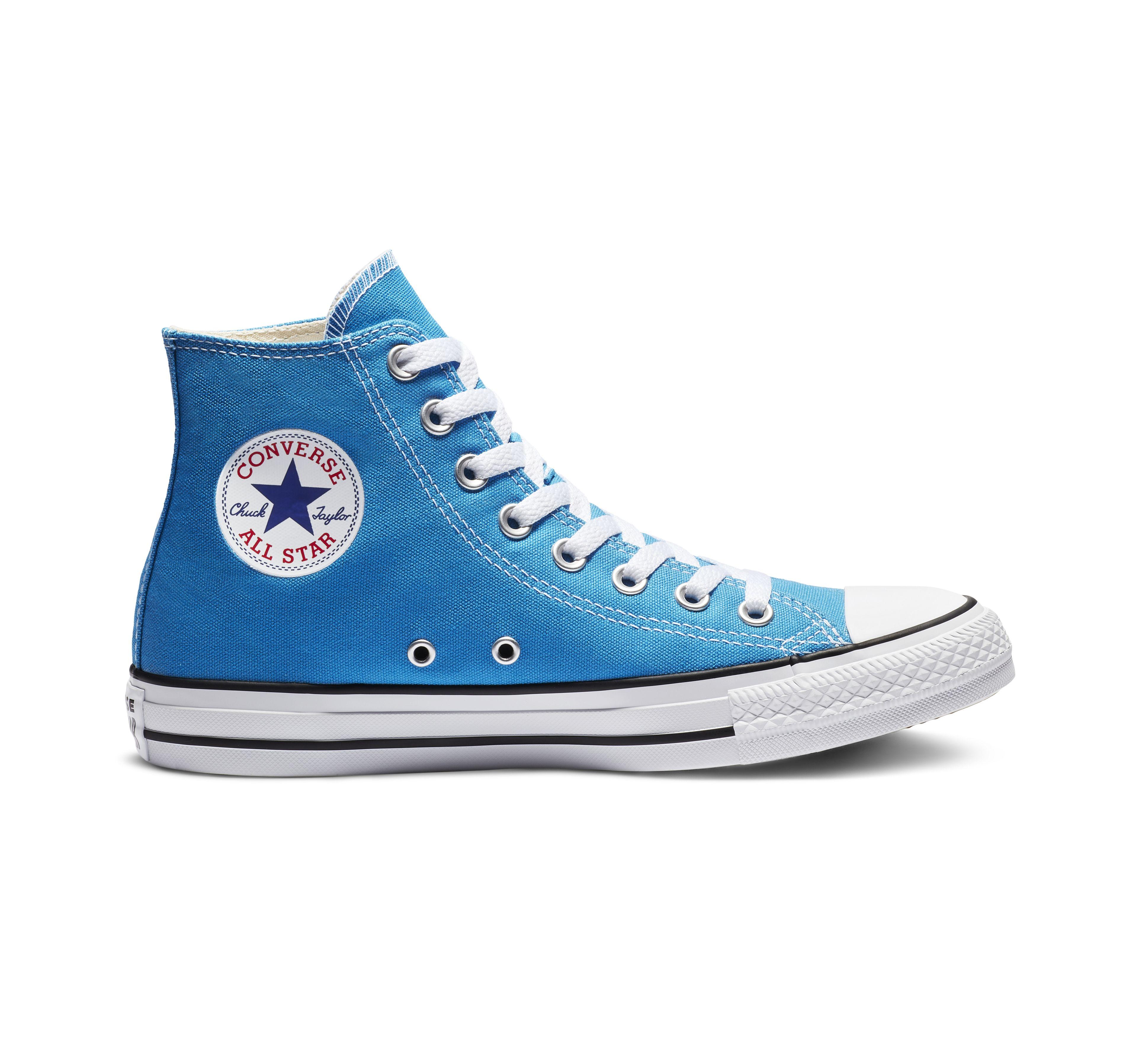 Product Image: Charlie Hi Top Converse | Pink converse