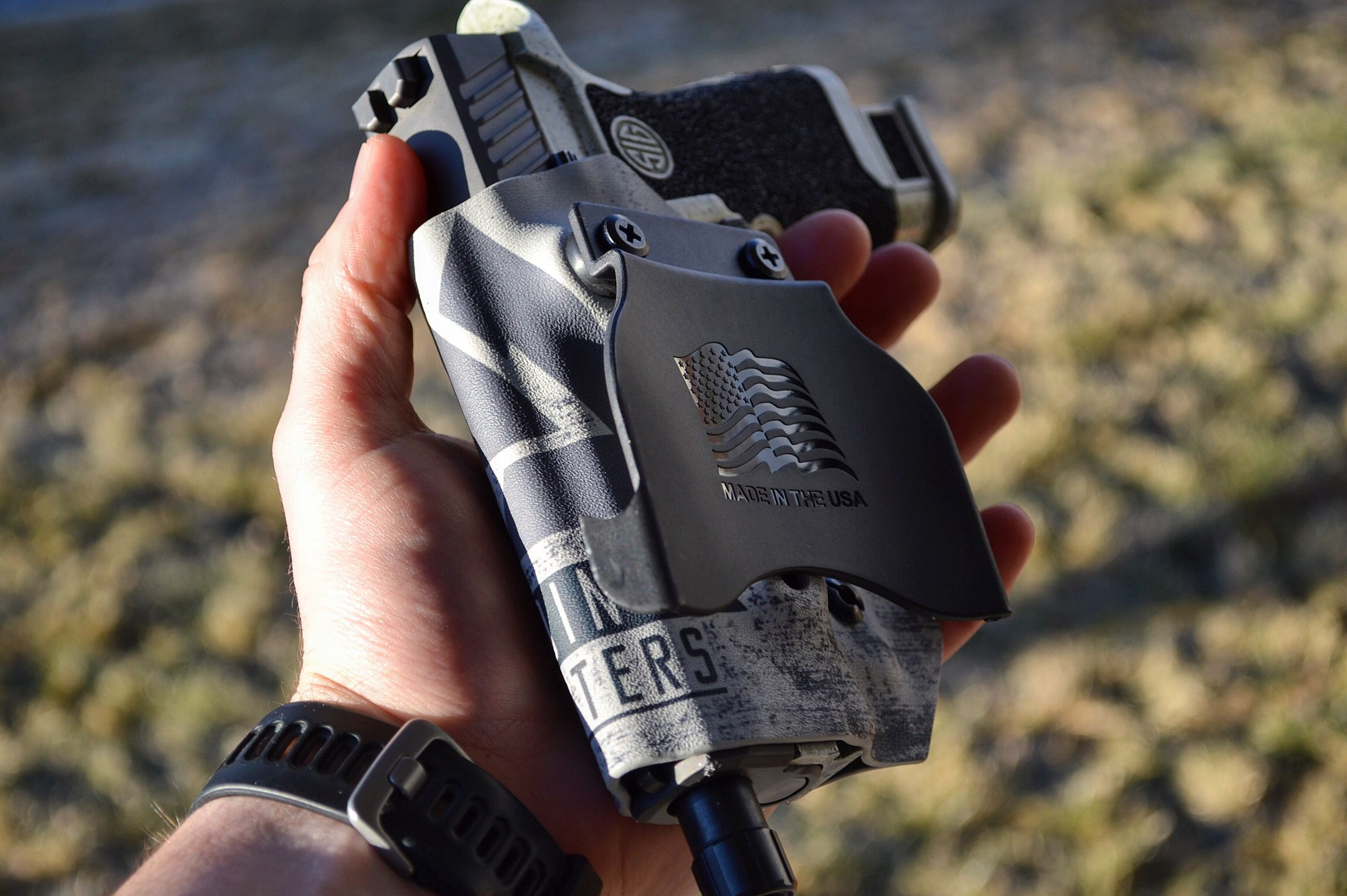 Custom kydex options available  #odin #holster #tactical