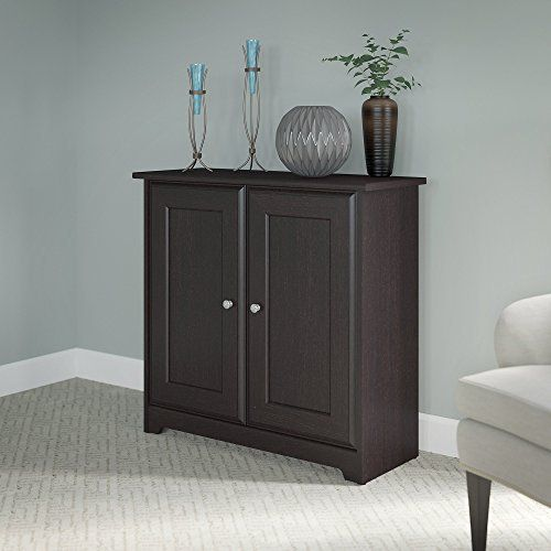 Outfit Your Office With The Bush Furniture Cabot Small Storage
