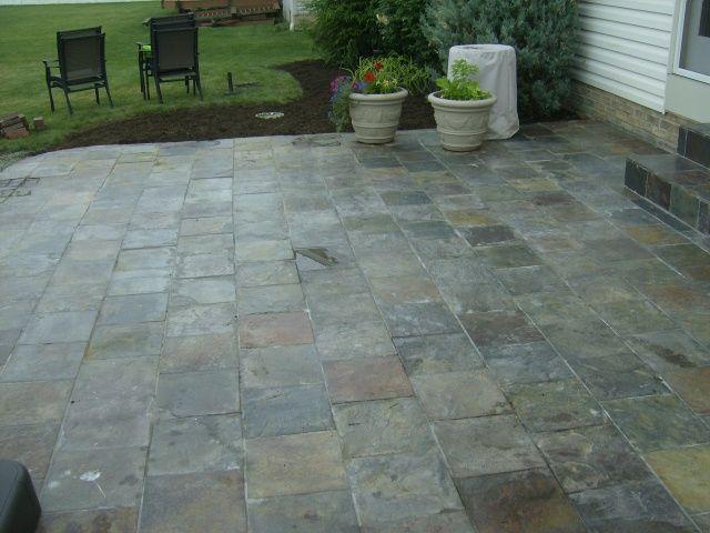 tile installation stone tiles