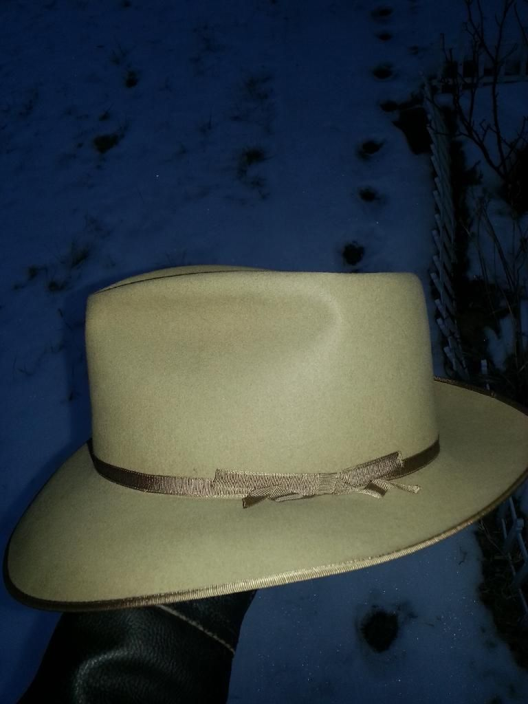 cb24893ad9cfb Vintage Stetson Stratoliner from the 40 s retail