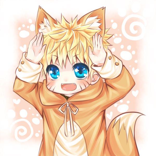 Naruto Fox Chibi