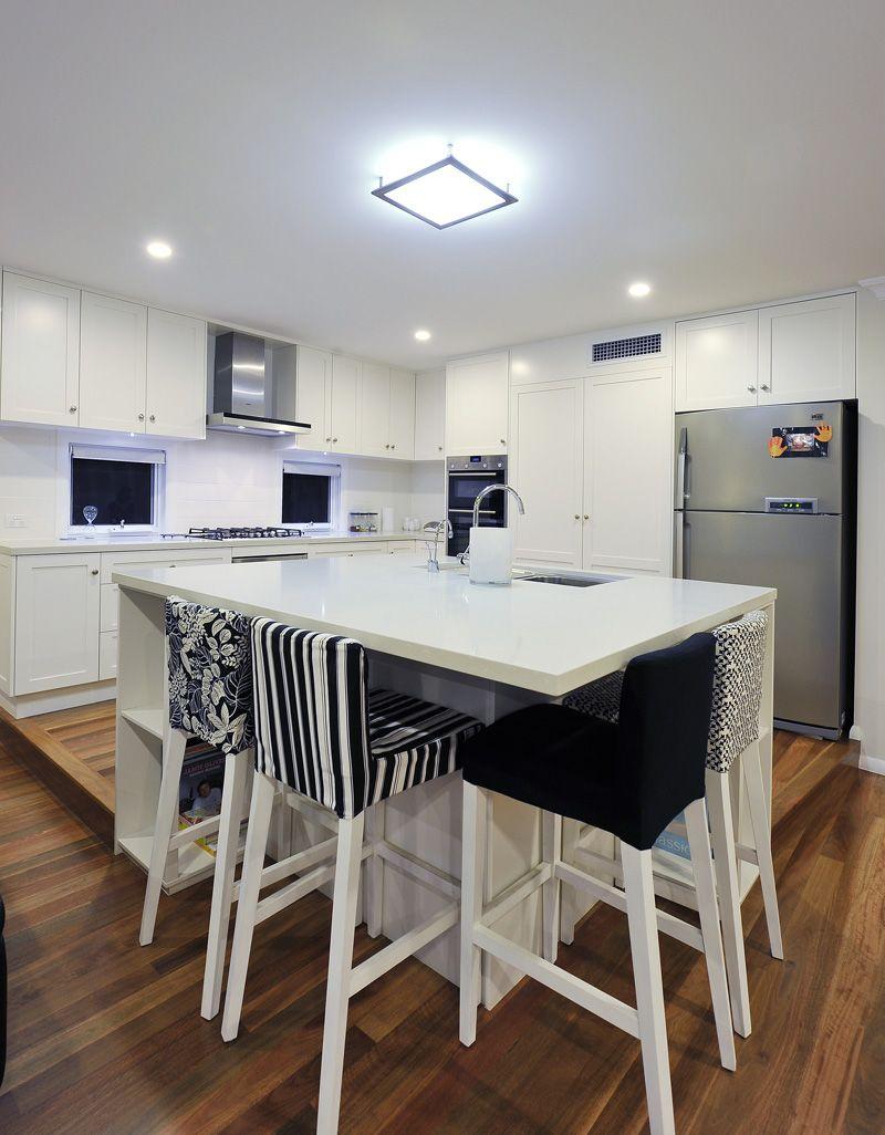 Kitchen Ideas Brisbane hamptons homes - specialist brisbane builder | evermore | kitchen