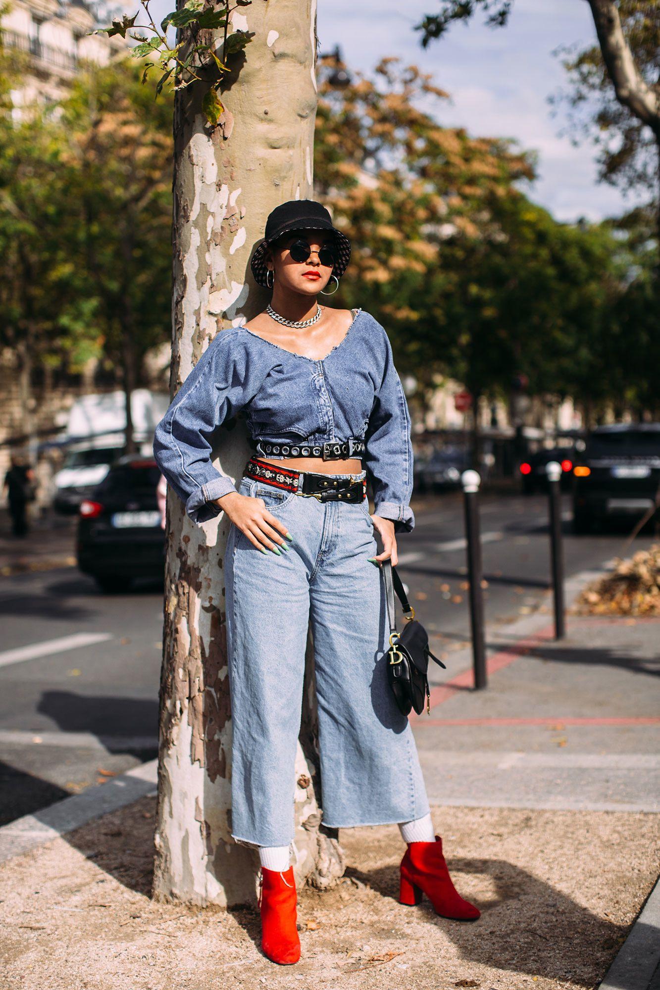Photo of Come indossare pantaloni larghi palazzo, slouchy, culotte, svasati, sacco di carta …