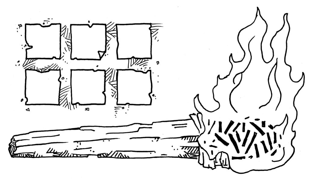 torch lantern cards for b x d d dungeon crawls pinterest rpg Dungeons N Dragons 2nd Edition Character Sheet torch card click for 2 x 3 5 image file 5 image character sheet