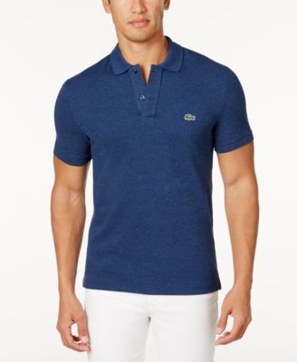 Lacoste Slim-Fit Polo $89.50 Go for a trim, modern silhouette in ...