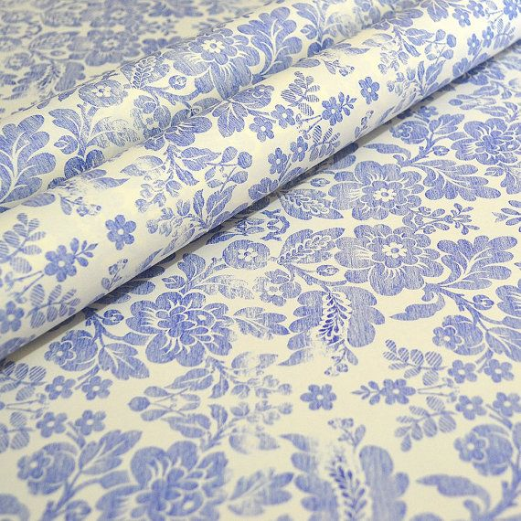 Fine Decorative Italian Wrapping And Craft Paper