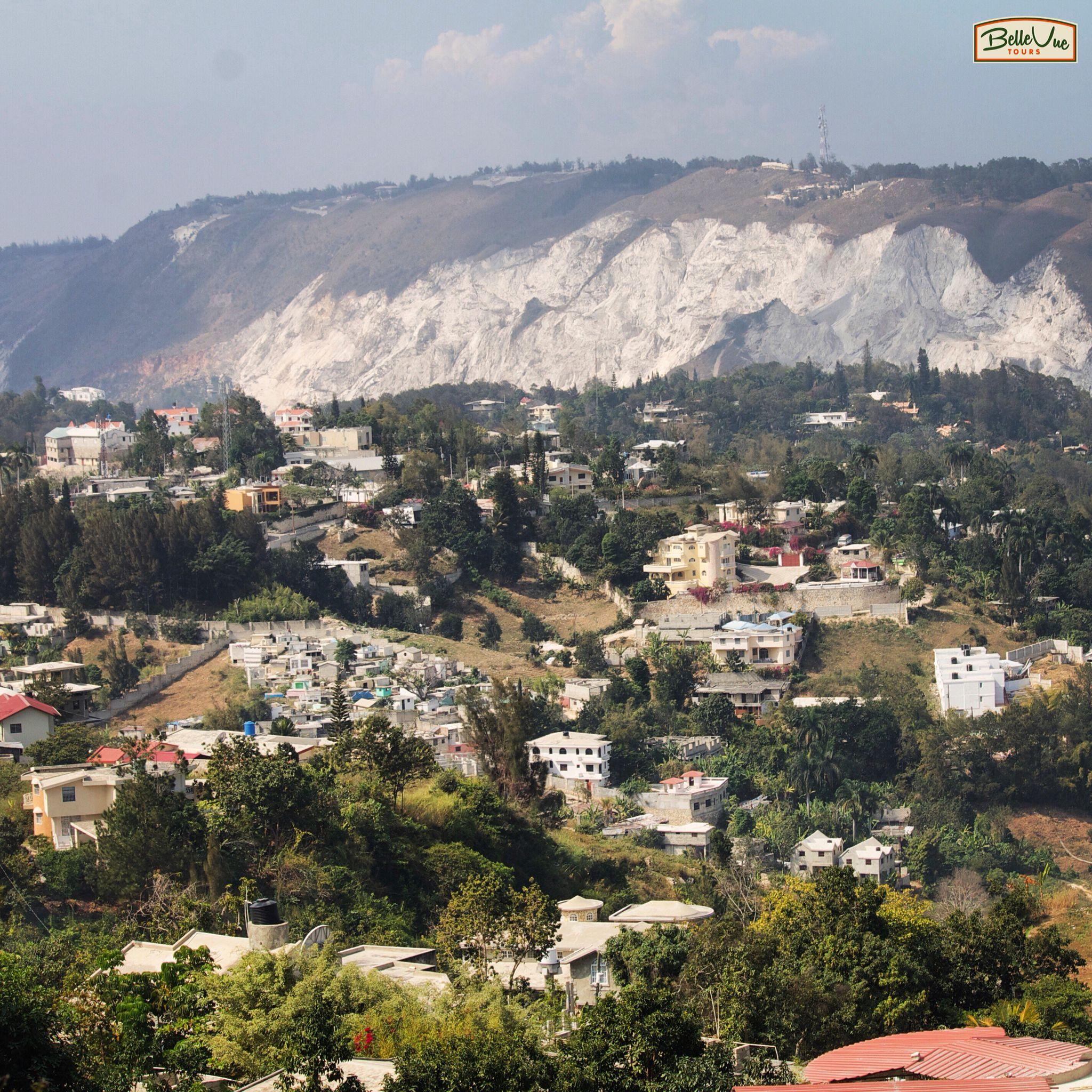 Panaromic View In Fermathe Haiti Beaches Travel Photography Port Au Prince