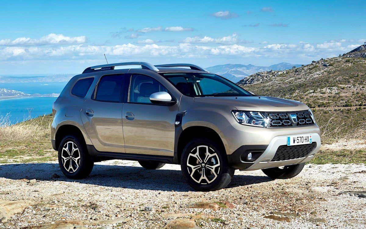 El Dacia Duster Estrena Nuevos Motores 1 3 Tce De 130 Y 150 Cv Dacia Car Renault