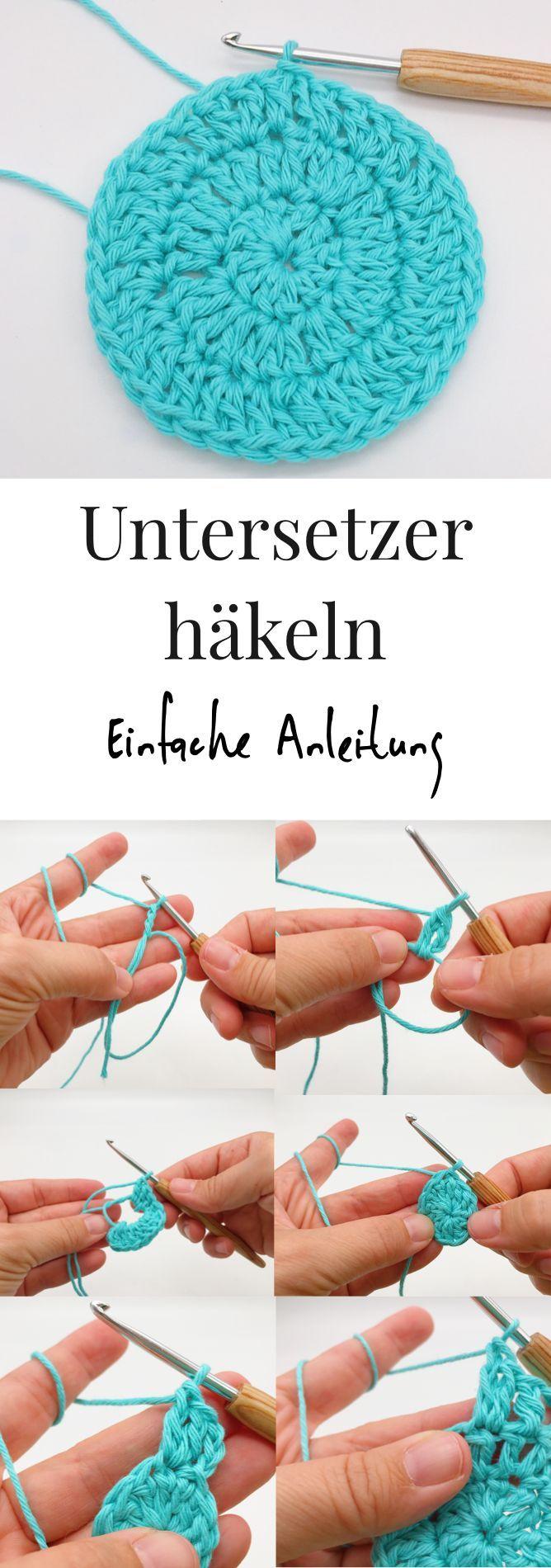 Luxury Einfache Häkelmuster Picture Collection - Decke Stricken ...