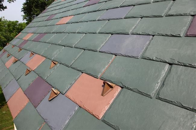 Best Ecostar Multi Color Majestic Slate Roofing Tiles Call Me 400 x 300