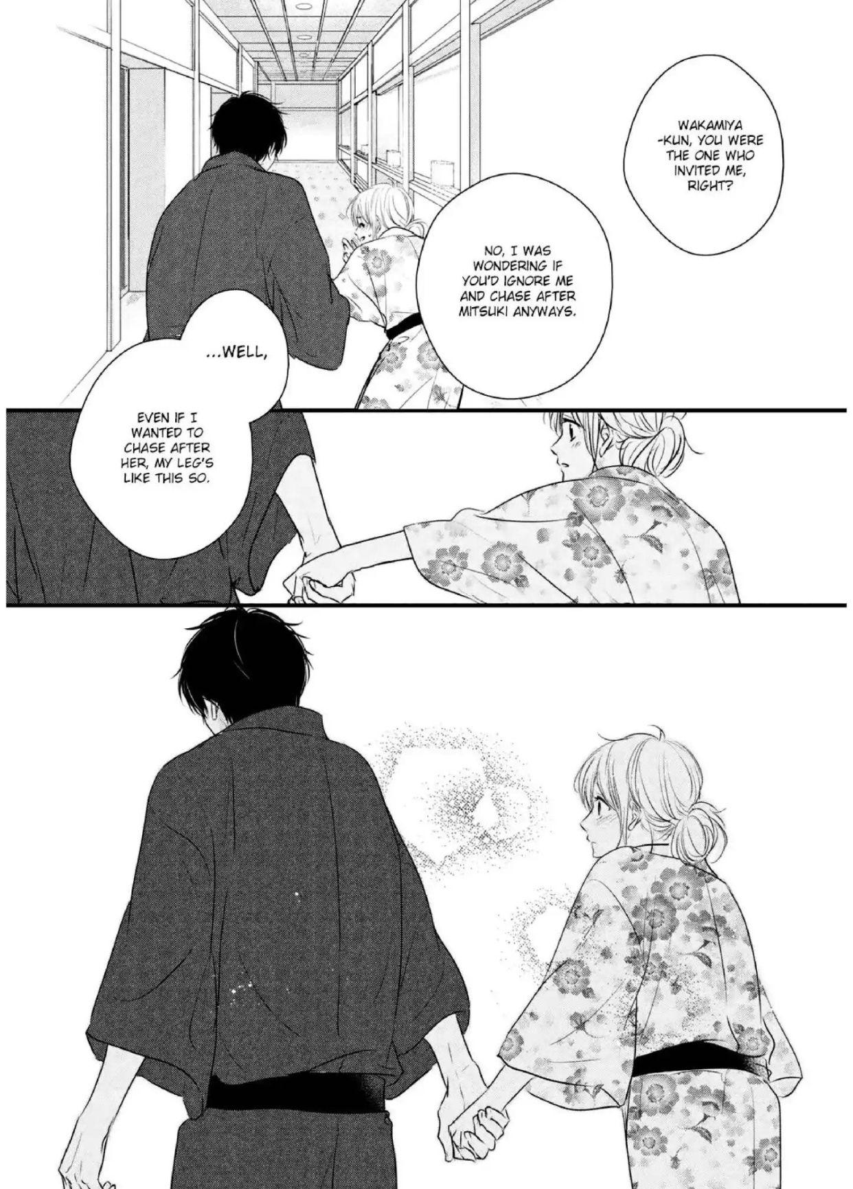 Pin By Animemangaluver On Haru Matsu Bokura Waiting For Spring Manga Memes True Friends Good Looking Men