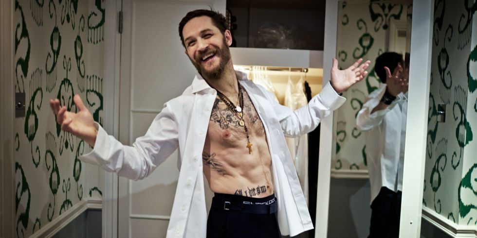 Tom Hardy's Height, Weight And Body Measurements in 2019 ...