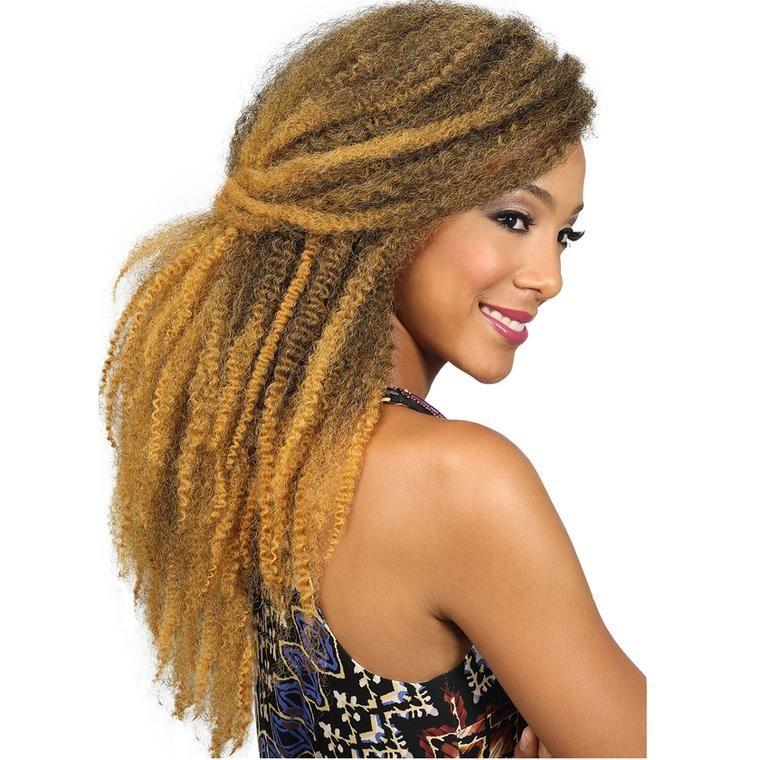 Bobbi Boss Jamaica Braid Braiding Hair available at Abantu