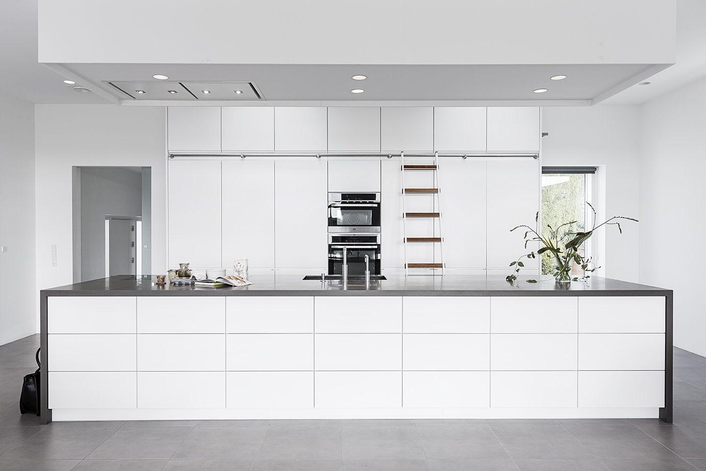 1 rk küchendesign pin by skanlux byggefirma as on køkkenalrum  pinterest
