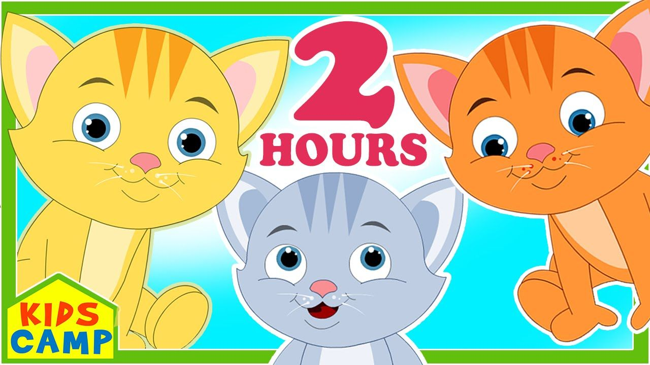 Three Little Kittens Popular Nursery Rhymes Collection For Children By Kidscamp Nursery Rhymes Collection Nursery Rhymes Best Nursery Rhymes