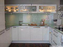 Ikea Propose Maintenant Des Plans De Travail Et Des Credences En Verre Cuisine Ikea Idee Amenagement Cuisine Cuisines Design
