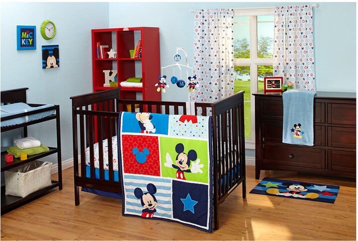 Disney Mickey Mouse Baby Bedroom Collection Home Furniture, Anthropologie,  Sectional, Cozy, Modern, Decor, Cute, Aspyn Ovard, Claudia, Youtube, Home  Decor, ...