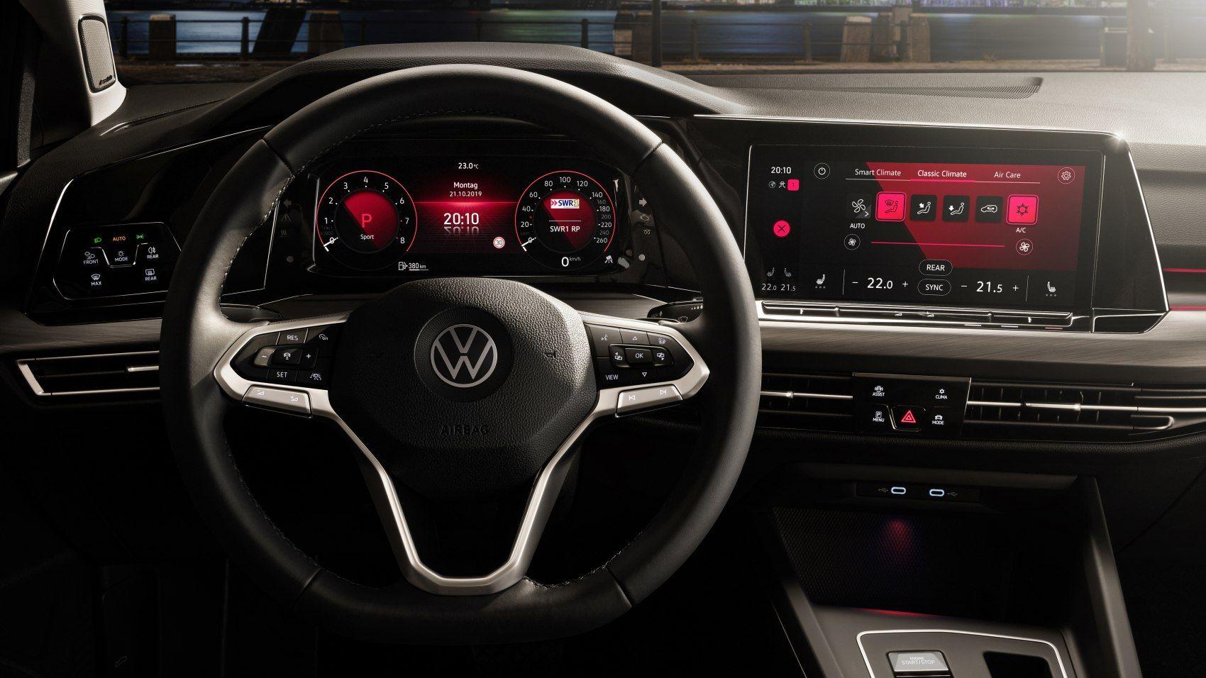 Volkswagen Golf Golf Viii 1 5 Tsi 150 Hp Petrol Gasoline 2020 Golf Viii 1 5 Tsi 150 Hp P Volkswagen Golf Volkswagen Volkswagen Passat