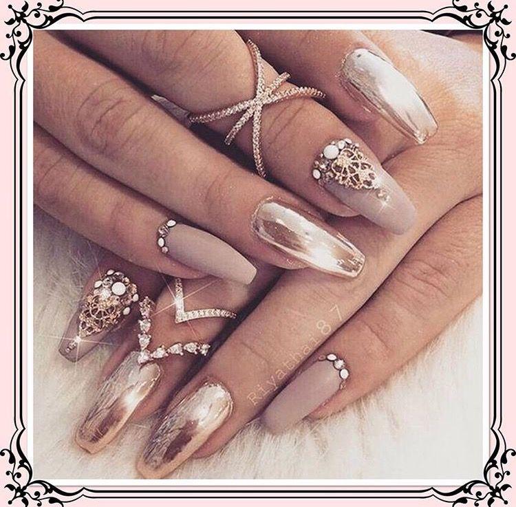 Pin by ❥Danielle Cordero❥ on Ideas: Nails | Pinterest | Nail nail ...