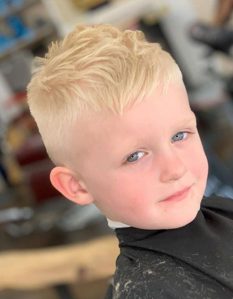 15 Cool Boys Haircuts   Boy haircuts short, Cool boys haircuts ...