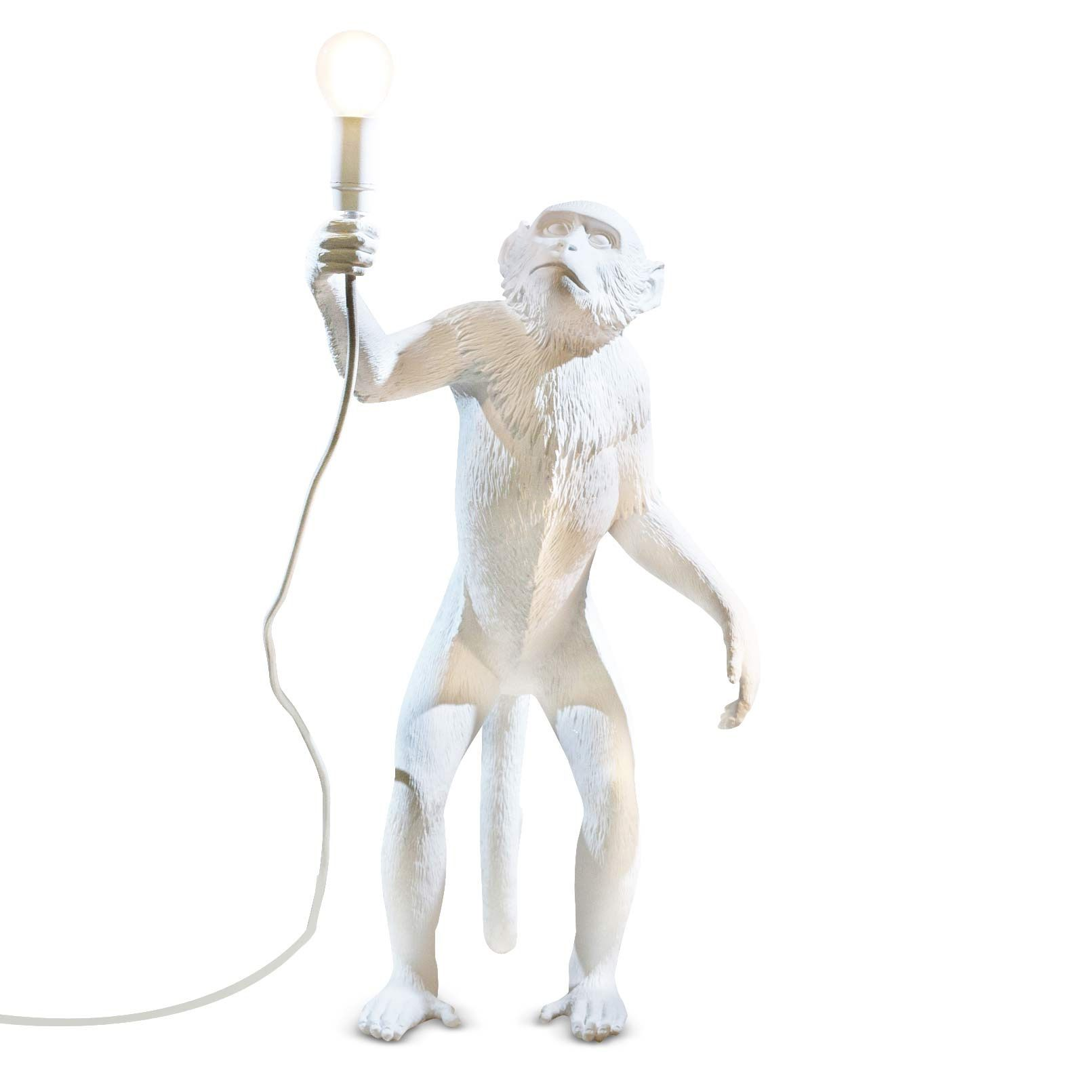 Monkey table lamp warm twists and fun monkey table lamp geotapseo Gallery