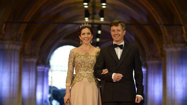 Crown Prince Frederik Crown Princess Mary