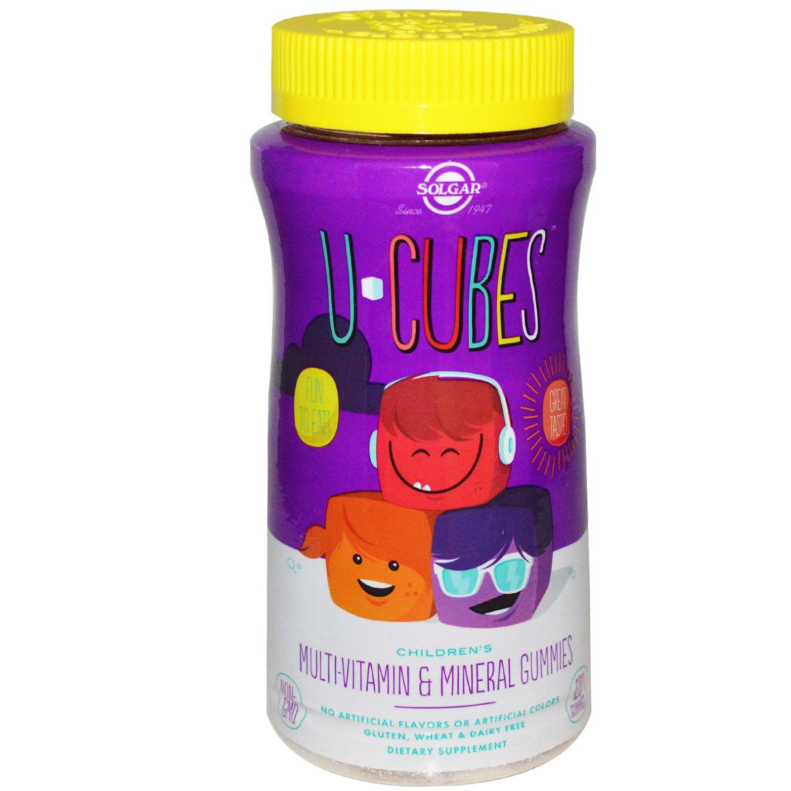 Children Vitamin With Iron Gummy You Can Get Additional