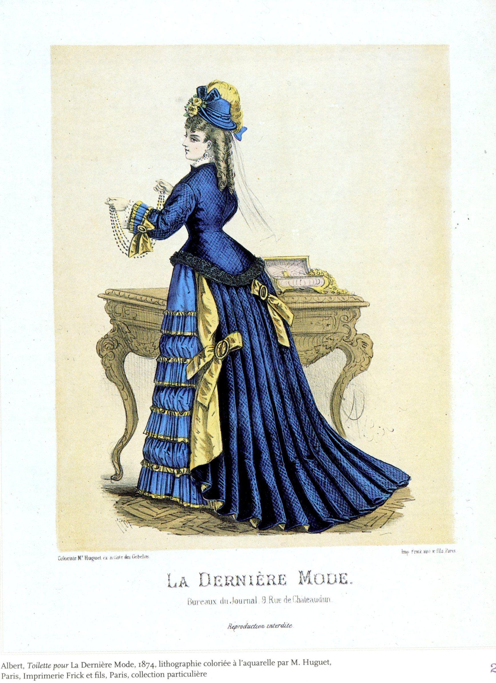 La-Derniere-Mode-de-Stephane-Mallarme.jpg (1735×2390) | Fashion ...