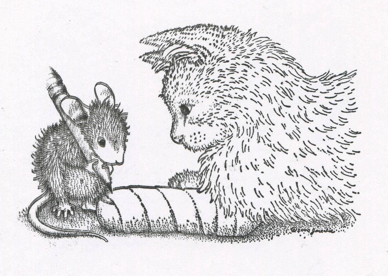 house mouse designs coloring pages - photo#6
