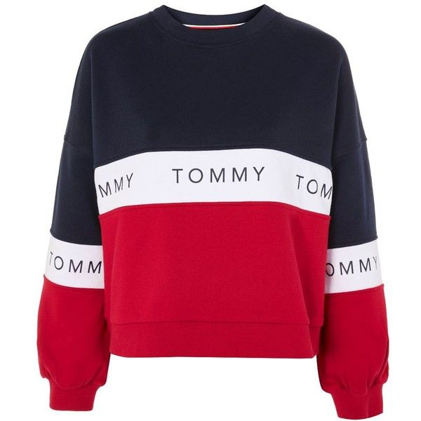 Buy Cheap Outlet Locations Tommy Hilfiger colour blocked cardigan Sale Finishline Browse For Sale coxhmKRi