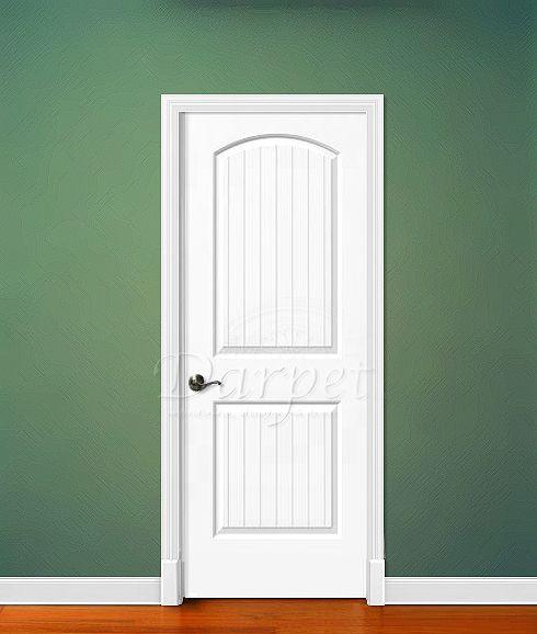 Wonderful 2 Panel Arch Top Door Santa Fe from Jeld-Wen   house improvement  GU45